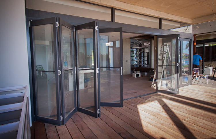 Residence Isle Of Capri Large Bi Fold Door